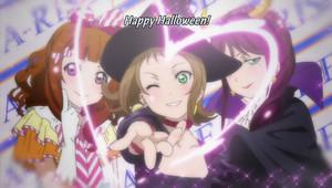tình yêu Live! Halloween <3