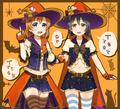 Love Live! Halloween <3