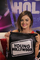 Lucy Hale at Young Hollywood - October 28, 2014 - lucy-hale photo