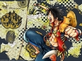 monkey-d-luffy - Luffy One Piece wallpaper
