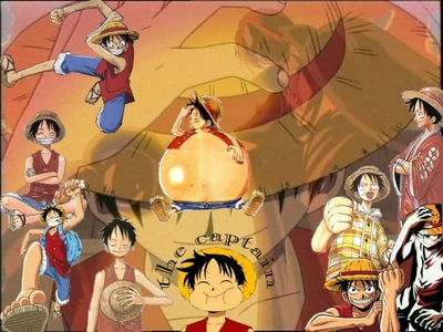 monkey d. luffy wallpaper titled Luffy One Piece