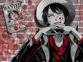 Luffy One Piece - monkey-d-luffy photo