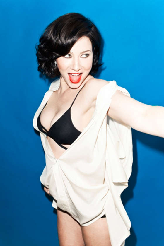 Lynn Collins - BlackBook Photoshoot - 2012