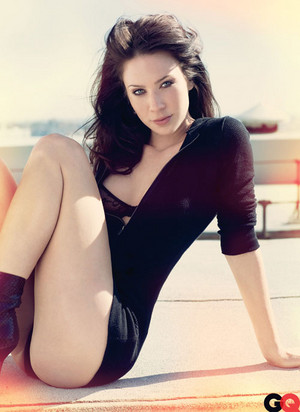 Lynn Collins - GQ Photoshoot - 2009