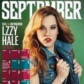 Lzzy Hale in REVOLVER Magazine's 2015 Calendar - halestorm photo
