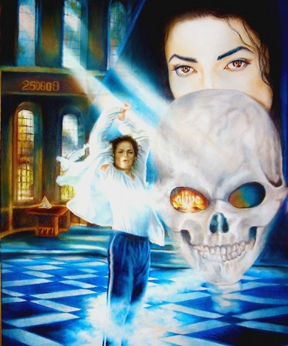 Michael Jackson wallpaper called MJInvincible