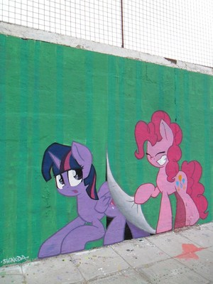 MLP Graffiti