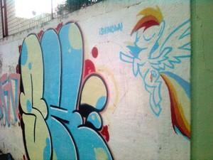 MLP Graffiti