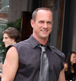 MY HUSBAND CHRIS MELONI