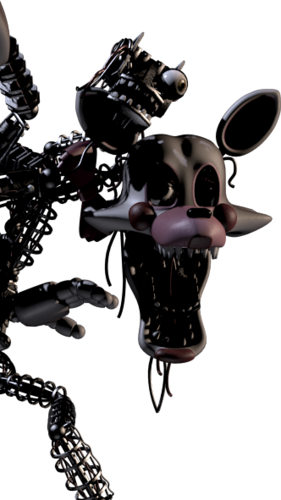 Five Nights At Freddy's hình nền titled Mangle (New Foxy)