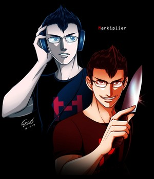 Markiplier vs Darkiplier