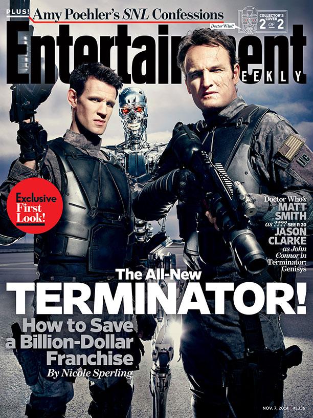 Matt Smith in Terminator: Genisys