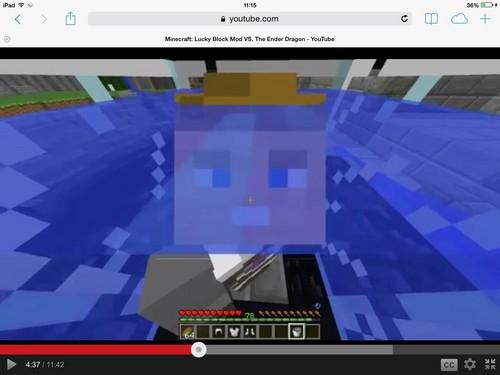 Stampylongnose Hintergrund called Mc climax