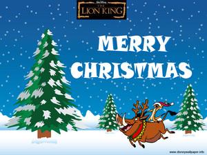 Merry Christmas lionkingartist sis
