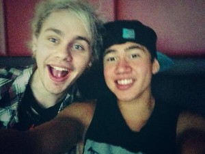Mikey and Cal