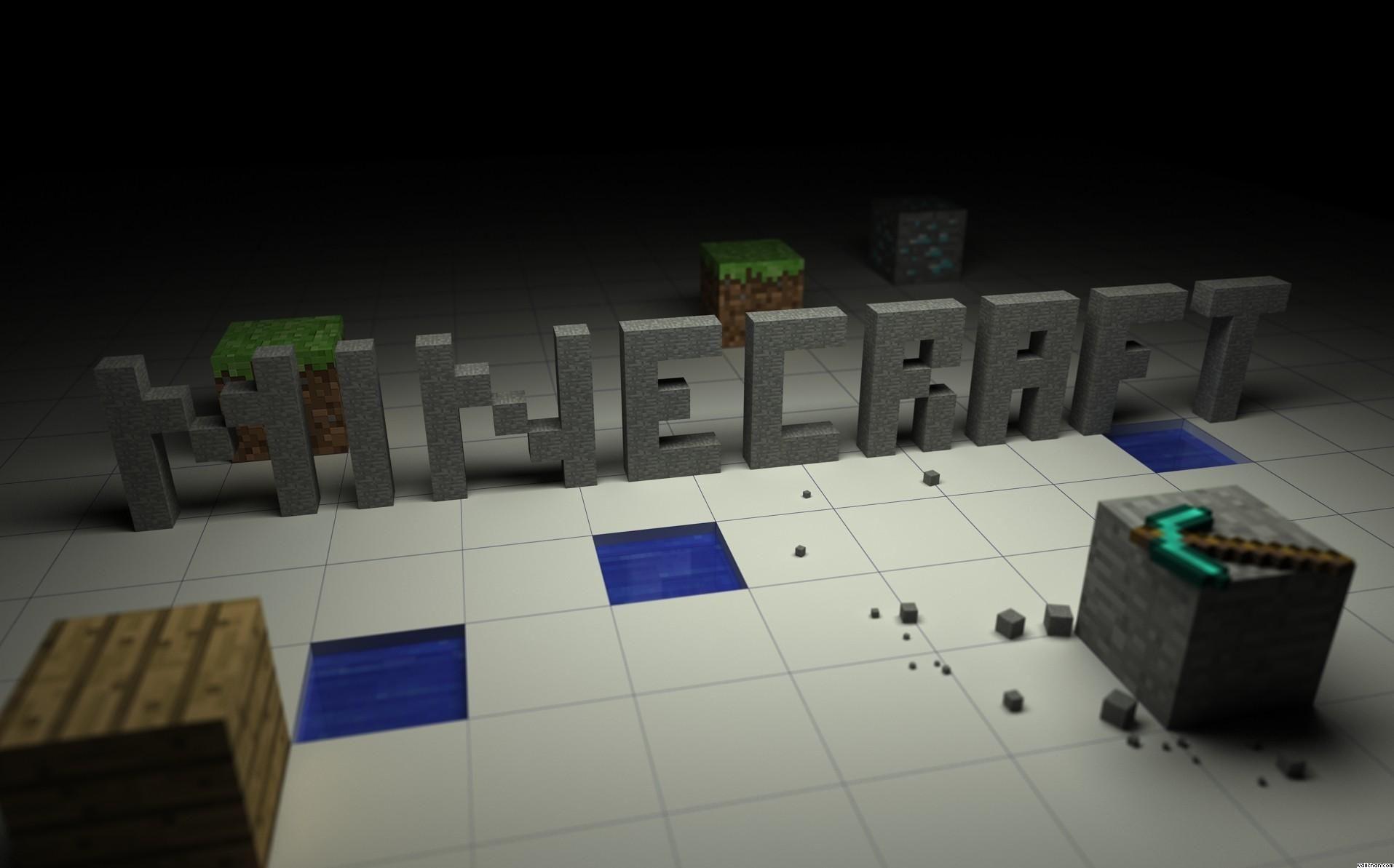 Minecraft(マインクラフト) 壁紙