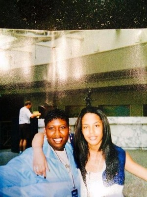 Aaliyah & Missy *rare*