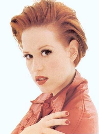 Physical Beauty wallpaper containing a portrait titled Molly Ringwald