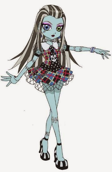 Monster High ऐनीमे