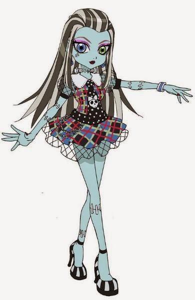 Monster High Anime