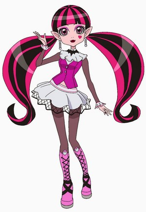 Monster High anime