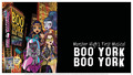 Monster High Boo York, Boo York First Musical Movie Fall 2015