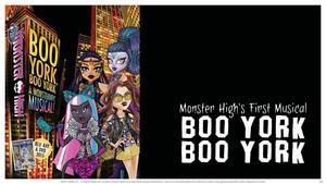 Monster High Boo York, Boo York First Musical Movie Fall 2015