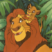 Mufasa and Simba TLK - the-lion-king icon