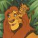 Mufasa and Simba TLK