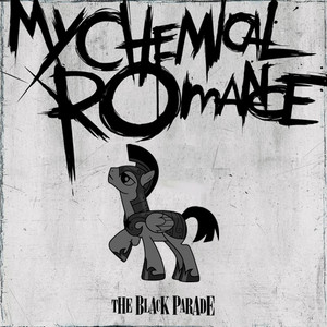 My Chemical Romance My little ポニー Version
