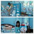My Doraemon Bedroom - doraemon photo