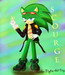 My ring! hehe! - scourge-the-hedgehog icon
