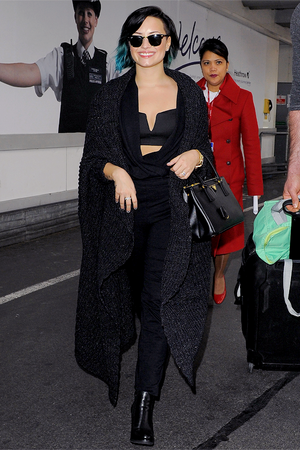 NOVEMBER 11th - Arriving at London Heathrow Airport in London.
