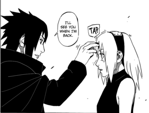 나루토 Chapter 699 - SasuSaku