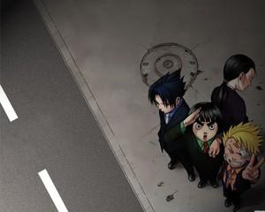 Naruto Shippuuden wallpaper