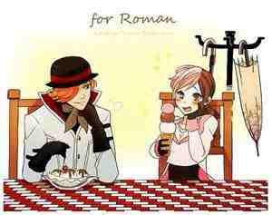 Neoplitan and Roman