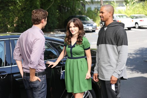 "New Girl Hintergrund entitled New Girl 4.08 ""Teachers"" Promotional Fotos"