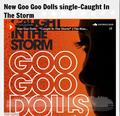 New Goo Goo Dolls Single-Caught In The Storm