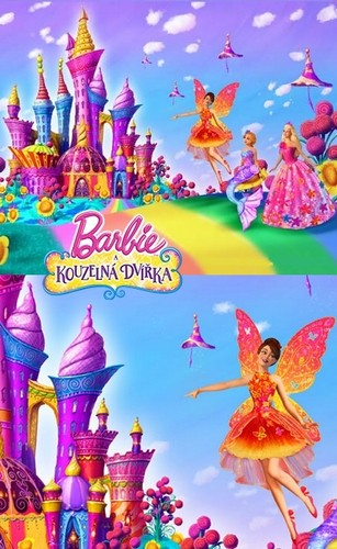 Filem Barbie kertas dinding titled New Pictures from Barbie ™
