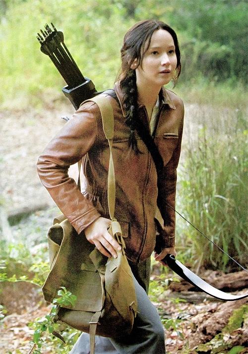 New Still - Mockingjay: Part 1 | Katniss Everdeen