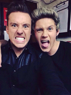 Niall and Danny