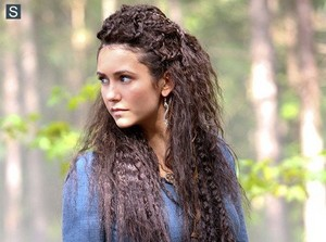 Nina Dobrev in The Originals 2.02 ''Red Door''