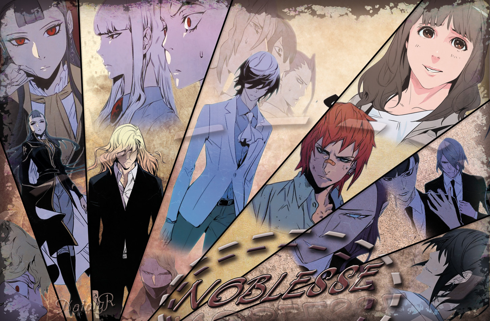 Noblesse Manga Images Noblesse Wallpaper Hd Wallpaper And Background Photos