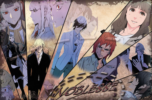 Noblesse Manga Wallpaper Containing Anime Called Noblesse Wallpaper