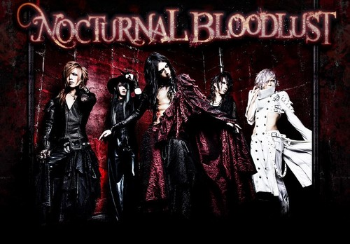 Nocturnal Bloodlust wallpaper probably with animê entitled Nocturnal Bloodlust