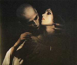 Nosferatu and Lucy