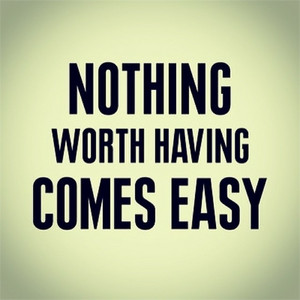 Nothing is Easy