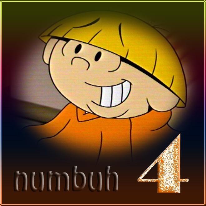 Numbuh 4 biểu tượng