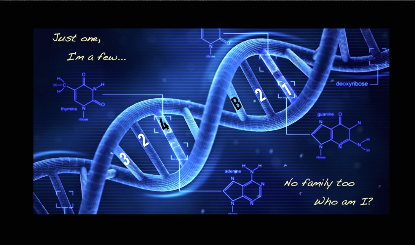 OB DNA wallpaper