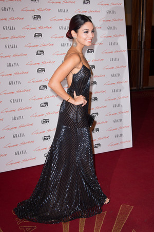 October 26th: Vanessa Hudgens at the 'Gimme Shelter' Premiere in Paris